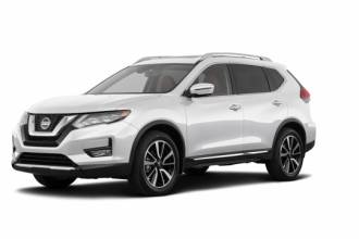 Nissan Lease Takeover in Thompson, MB: 2018 Nissan Rogue SL AWD CVT AWD