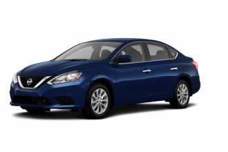 Lease Transfer Nissan Lease Takeover in Milton, ON: 2018 Nissan Sentra Automatic 2WD