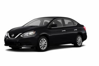 Lease Transfer Nissan Lease Takeover in Montréal, QC: 2018 Nissan Sentra SV CVT 2WD