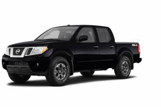 Nissan Lease Takeover in Oshawa, ON: 2019 Nissan Frontier Pro-4X Manual AWD