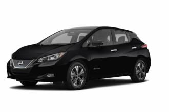 Lease Transfer Nissan Lease Takeover in Surrey, ON: 2019 Nissan Leaf SL Automatic AWD