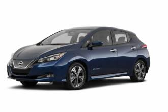 Lease Transfer Nissan Lease Takeover in St John's, NL: 2019 Nissan leaf SV plus CVT AWD