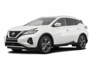 Lease Transfer Nissan Lease Takeover in Montreal, QC: 2019 Nissan Murano Platinum Automatic AWD