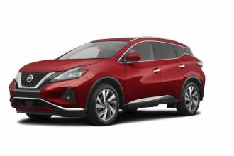 Lease Transfer Nissan Lease Takeover in Toronto, ON: 2019 Nissan Murano SL  Automatic AWD