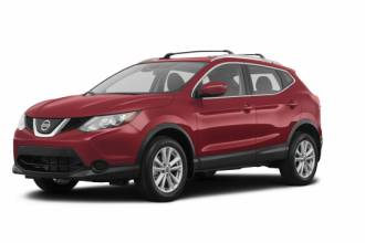 Lease Transfer Nissan Lease Takeover in Ottawa, ON: 2019 Nissan Qashqai Automatic 2WD