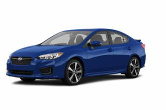 Lease Transfer Subaru Lease Takeover in Vancouver, BC: 2018 Subaru Sport Tech CVT AWD