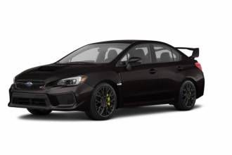 Lease Transfer Subaru Lease Takeover in Victoria, BC: 2018 Subaru WRX STI Manual AWD