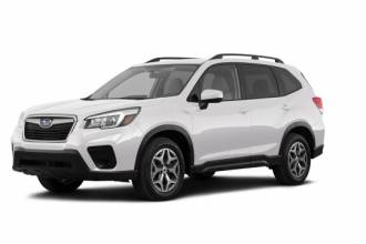 Subaru Lease Takeover in Surrey, BC: 2019 Subaru Forester Premier CVT AWD