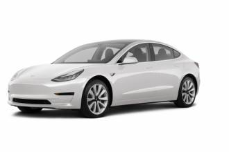 Tesla Lease Takeover in Calgary, AB: 2020 Tesla Model 3 SR+ Automatic 2WD
