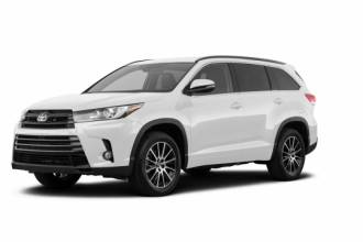 Toyota Lease Takeover in CALGARY: 2018 Toyota Highlander Automatic AWD ID:#11557
