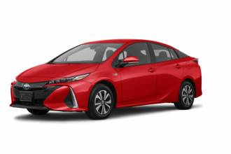 Toyota Lease Takeover in Montreal, QC: 2019 Toyota 2019 Prius Prime Upgraded Automatic 2WD ID:#13016