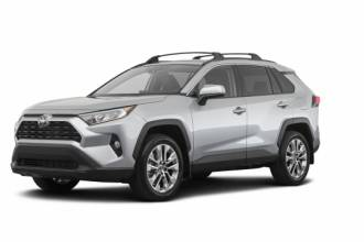 Toyota Lease Takeover in Brampton ON: 2019 Toyota rav4 le Automatic AWD ID:#16525