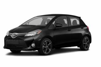 Toyota Lease Takeover in Burnaby: 2019 Toyota Yaris Hatchback 5dr LE Auto Automatic 2WD ID:#23851