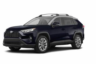 Toyota Lease Takeover in Metro Vancouver, BC: 2020 Toyota RAV4 XLE Automatic 2WD ID:#16910