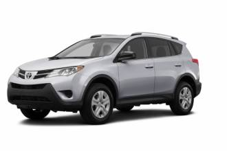 Lease Transfer Toyota Lease Takeover in Calgary, AB: 2015 Toyota Rav4 LE Sport Automatic AWD