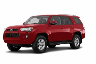 Toyota Lease Takeover in Calgary, AB: 2017 Toyota 4-Runner Automatic AWD