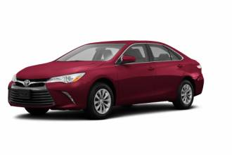 Lease Transfer Toyota Lease Takeover in Brampton, ON: 2017 Toyota CAMRY LE Automatic 2WD