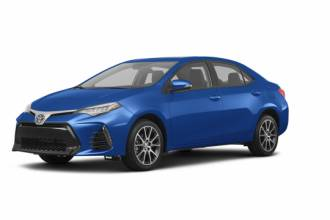 Lease Transfer Toyota Lease Takeover in Toronto, ON: 2017 Toyota Corolla Automatic 2WD