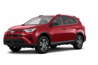 Lease Transfer Toyota Lease Takeover in Richmond Hill, ON: 2017 Toyota Rav 4 LE Automatic 2WD