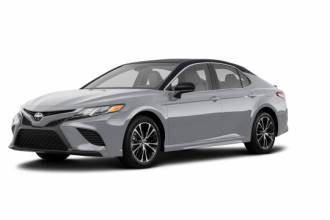 Toyota Lease Takeover in Edmonton, AB: 2018 Toyota Camry SE Automatic 2WD