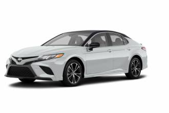 Toyota Lease Takeover in Richmond, BC: 2018 Toyota CAMRY XSE V6 Automatic 2WD