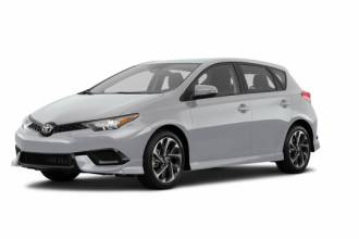 Toyota Lease Takeover in Dartmouth: 2018 Toyota Corolla IM CVT 2WD
