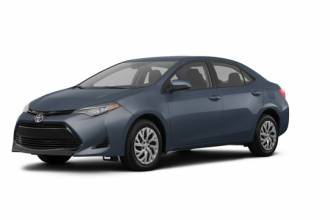 Lease Transfer Toyota Lease Takeover in Toronto, ON: 2018 Toyota Corolla LE CVT AWD