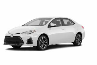 Toyota Lease Takeover in Moncton, NB: 2018 Toyota Corolla SE CVT Automatic AWD