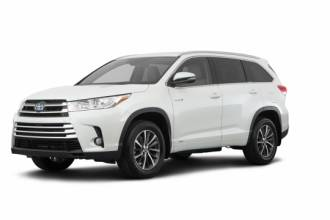 Lease Transfer Toyota Lease Takeover in Toronto, ON: 2018 Toyota Highlander XLE Automatic AWD