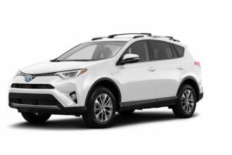 Lease Transfer Toyota Lease Takeover in Edmonton, AB: 2018 Toyota Hybrid LE+ Automatic AWD