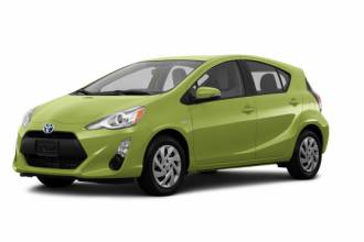 Toyota Lease Takeover in Toronto, ON: 2018 Toyota Prius C Automatic 2WD