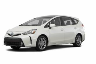 Toyota Lease Takeover in Cowansville, QC: 2018 Toyota Prius V Automatic 2WD