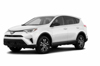 Lease Transfer Toyota Lease Takeover in Toronto, ON: 2018 Toyota RAV4 LE Automatic 2WD