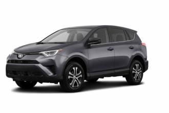Toyota Lease Takeover in Vancouver, BC: 2018 Toyota RAV4 LE Automatic AWD