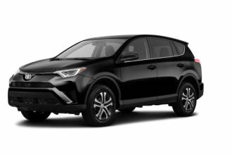 Lease Transfer Toyota Lease Takeover in Montréal, QC: 2018 Toyota RAV4 LE Automatic AWD