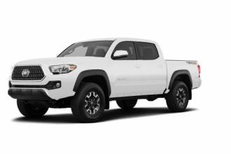 Toyota Lease Takeover in Red Deer, AB: 2018 Toyota TRD PRO Automatic 2WD