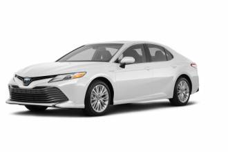 Lease Transfer Toyota Lease Takeover in Richmond, BC: 2019 Toyota Camry Hybrid  LE Automatic 2WD