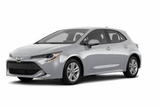 Lease Transfer Toyota Lease Takeover in Toronto, ON: 2019 Toyota Toyota Corolla Hatchback Automatic 2WD