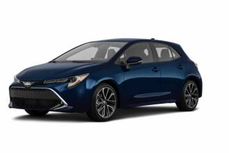 Toyota Lease Takeover in Victoria, BC: 2019 Toyota Corolla Hatchback  CVT 2WD