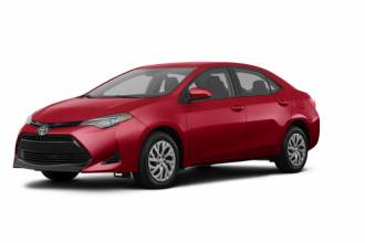 Lease Transfer Toyota Lease Takeover in Mississauga, ON: 2019 Toyota Corolla LE Automatic 2WD