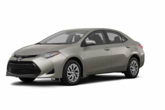 Toyota Lease Takeover in Winnipeg, MB: 2019 Toyota Corolla LE Automatic AWD