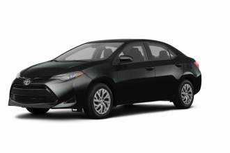 Toyota Lease Takeover in West Vancouver, BC: 2019 Toyota Corolla LE CVT 2WD