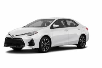 Lease Transfer Toyota Lease Takeover in Calgary, AB: 2019 Toyota Corolla SE Automatic 2WD