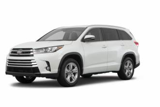 Lease Transfer Toyota Lease Takeover in Toronto, ON: 2019 Toyota Highlander Limited Automatic AWD