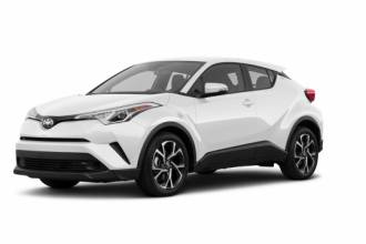 Lease Transfer Toyota Lease Takeover in Toronto, Ontario, ON: 2019 Toyota LIMITED CH-R Automatic 2WD