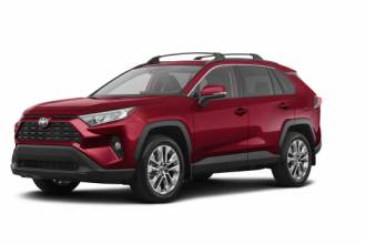 Lease Transfer Toyota Lease Takeover in Brampton, ON: 2019 Toyota Rav4 XLE Automatic AWD