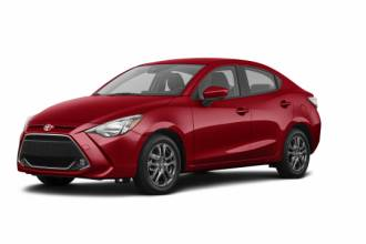 Lease Transfer Toyota Lease Takeover in Laval, QC: 2019 Toyota Yaris LE hatchback Automatic 2WD