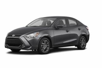 Lease Transfer Toyota Lease Takeover in New Westminster, BC: 2019 Toyota Yaris LE Hatchback Automatic 2WD