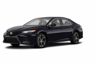 Lease Transfer Toyota Lease Takeover in Mississauga, ON: 2020 Toyota Camry SE Automatic AWD
