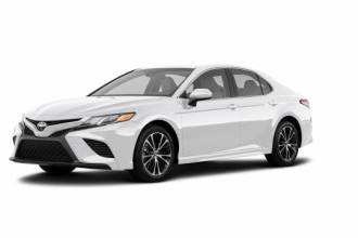 Lease Transfer Toyota Lease Takeover in New Westminster, BC: 2020 Toyota Camry SE Automatic 2WD